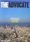 The Advocate April 2014 magazine back issue cover image