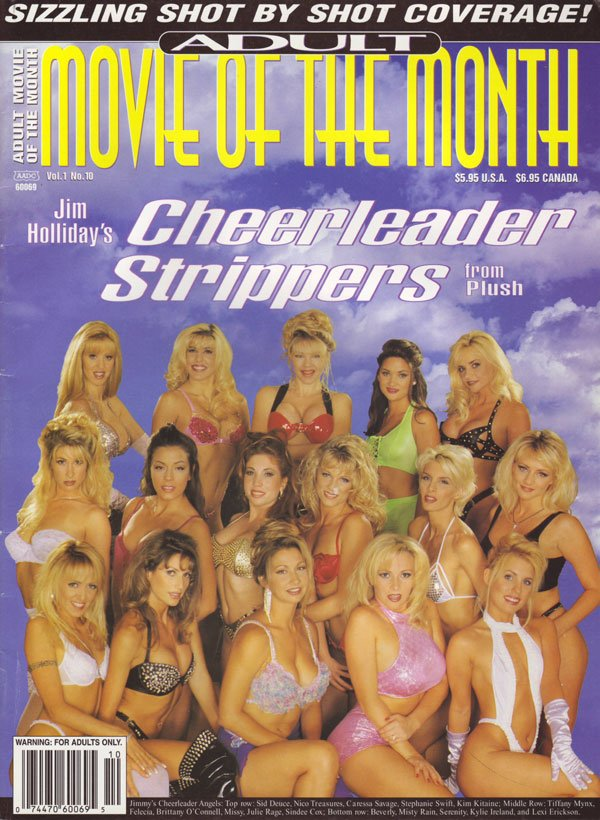 Cheerleader Strippers