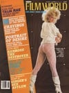 Ginger Lynn magazine cover  Adam Film World Guide Vol. 11 # 6
