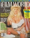 Taylor Wayne magazine cover  Adam Film World Guide Vol. 15 # 3