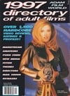 Janine magazine cover Appearances Adam Film World Guide Directory # 14 - 1997