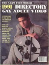 Adam Gay Video Directory # 1 magazine back issue