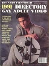 Adam Gay Video Directory # 1 magazine back issue cover image