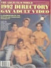 Adam Gay Video Directory # 2 magazine back issue