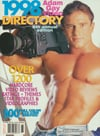 Adam Gay Video Directory # 8, 1998 magazine back issue cover image