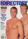 Adam Gay Video Directory # 10 magazine back issue cover image