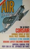 Air Classics October 1970 magazine back issue