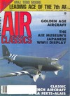 Air Classics August 1984 magazine back issue