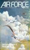 Air Force September 1980 magazine back issue