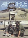Air Force April 1981 magazine back issue