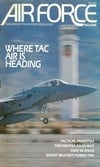 Air Force June 1984 magazine back issue