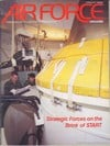 Air Force February 1988 magazine back issue