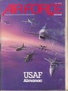 Air Force May 1988 magazine back issue