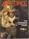 Air Force October 1988 magazine back issue