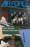 Air Force May 1989 magazine back issue