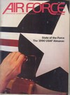 Air Force May 1990 magazine back issue