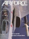 Air Force March 1991 magazine back issue