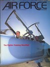 Air Force December 1991 magazine back issue