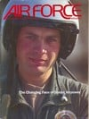 Air Force January 1992 magazine back issue