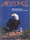 Air Force May 1992 magazine back issue