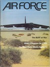 Air Force June 1992 magazine back issue