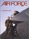 Air Force January 1993 magazine back issue