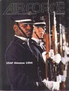 Air Force May 1994 magazine back issue