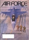 Air Force December 1994 magazine back issue