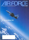 Air Force January 1995 magazine back issue