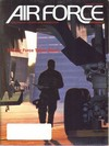 Air Force February 1995 magazine back issue