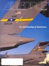 Air Force April 1995 magazine back issue