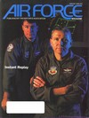Air Force August 1995 magazine back issue
