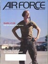 Air Force December 1995 magazine back issue
