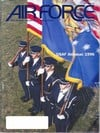 Air Force May 1996 magazine back issue