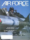 Air Force June 1996 magazine back issue