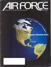 Air Force August 1996 magazine back issue