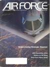 Air Force November 1996 magazine back issue