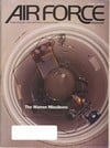 Air Force January 1997 magazine back issue