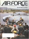 Air Force March 1997 magazine back issue