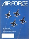 Air Force July 1997 magazine back issue