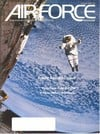 Air Force August 1997 magazine back issue