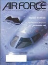 Air Force January 1998 magazine back issue