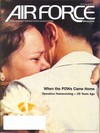 Air Force February 1998 magazine back issue