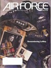 Air Force March 1998 magazine back issue