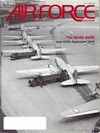 Air Force June 1998 magazine back issue