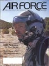 Air Force July 1998 magazine back issue