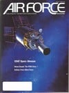 Air Force August 1999 magazine back issue
