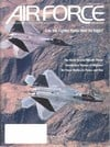 Air Force January 2000 magazine back issue