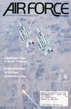 Air Force April 2000 magazine back issue