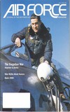 Air Force June 2000 magazine back issue